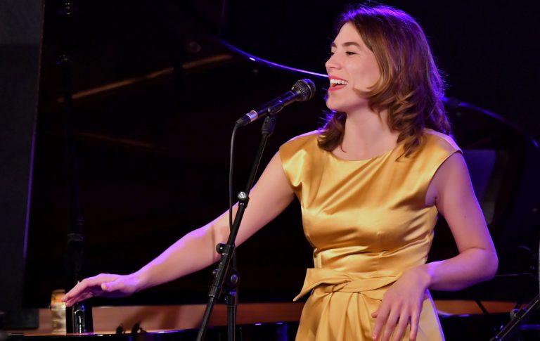 Isabelle Seleskovitch en concert au Jazz Café Montparnasse