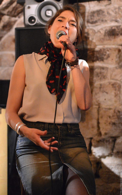 Isabelle Seleskovitch chanteuse jazz Paris swing bebop