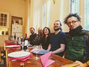 La Frette Studios Isabelle Seleskovitch Laurent Marode Nicholas Thomas Fabien Marcoz Mourad Benhammou About a Date Avril 2018